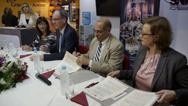Desarrollarán 60 cursos de rápida salida laboral en Caaguazú