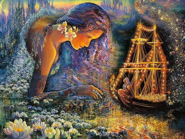 Josephine Wall Paintings
