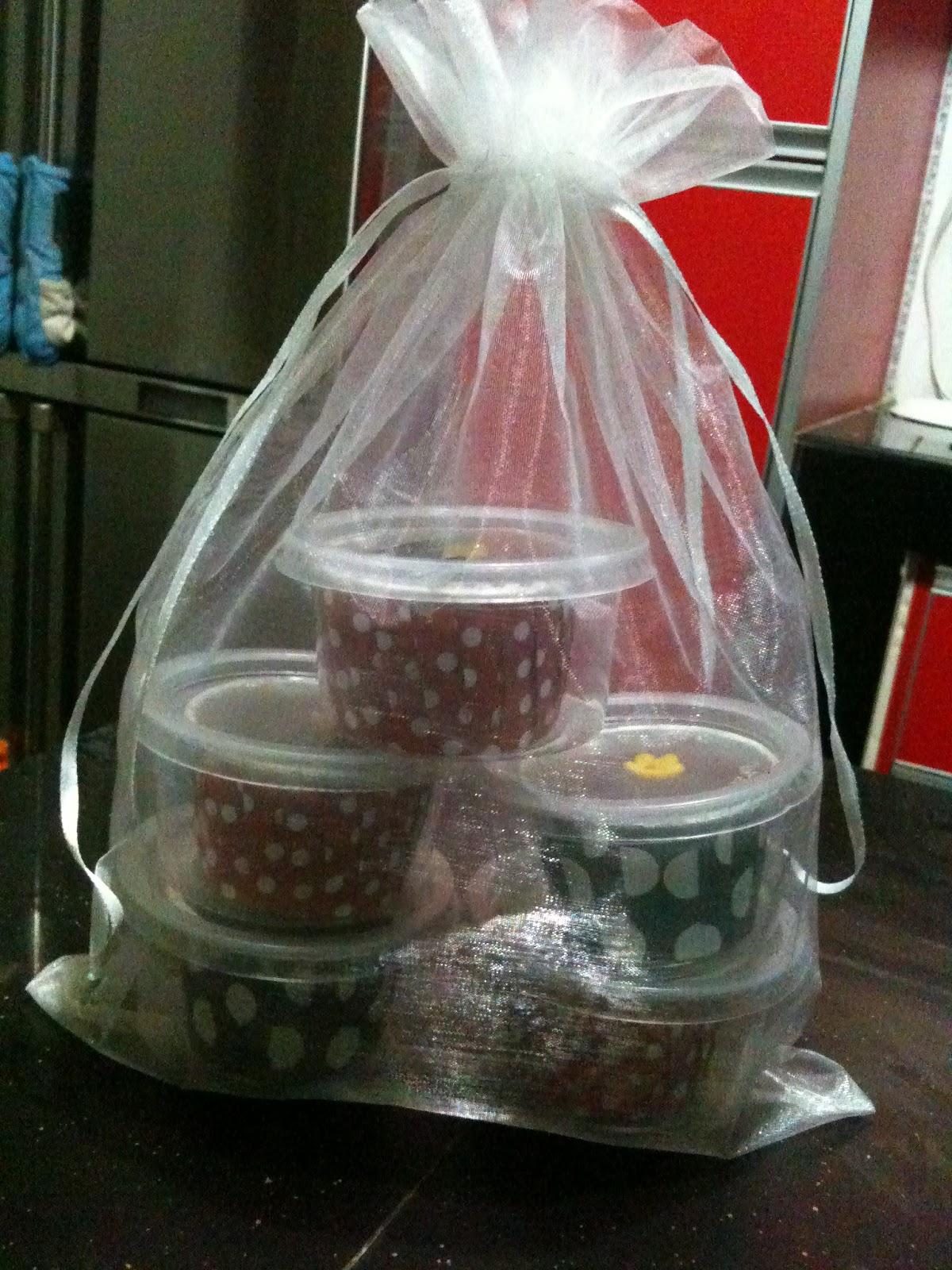 Sweet passion cupcake doorgift for Idea doorgift untuk aqiqah