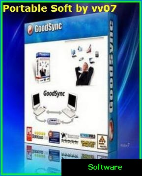 Portable GoodSync Enterprise v 8.7.5.5