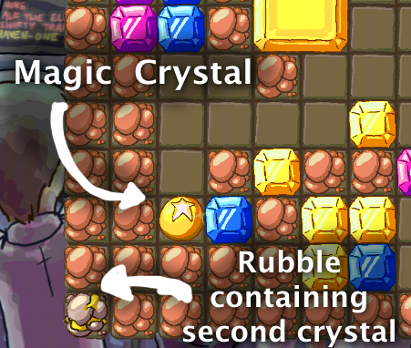 crystal game