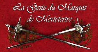 Blog collection La Geste du Marquis de Morteterre