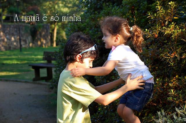© A mamã é só minha