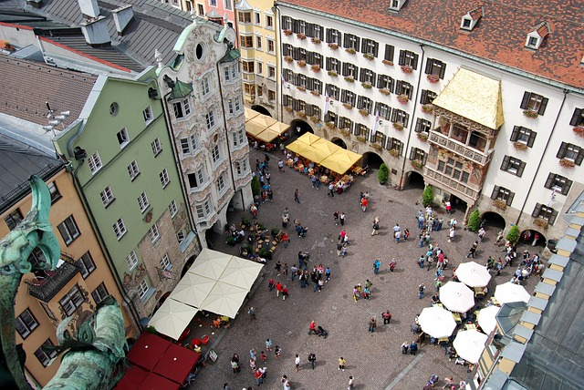 Innsbruck, Insider Tipps Innsbruck, Innsbruck Altstadt