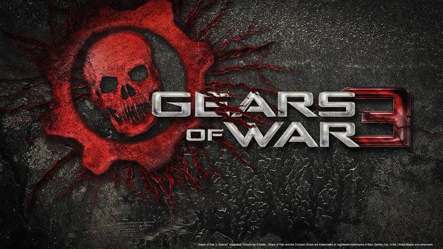 gears of war 3 gow3 logo title