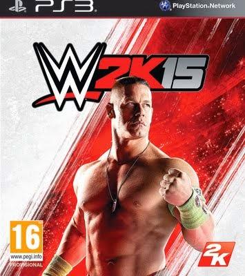 Pre-Order WWE 2K15