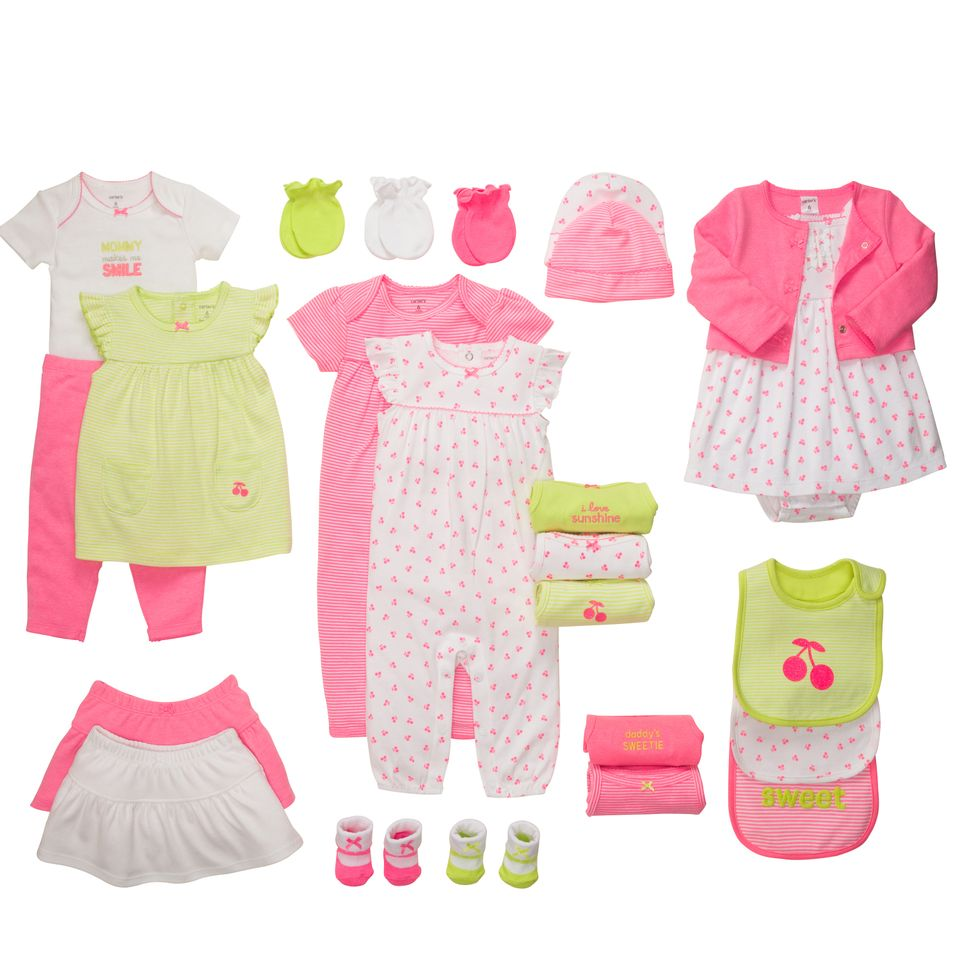 Carters Little Layette Collection 50 Giveaway Schue
