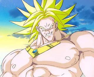 ciri-ciri broly, siapa broly?, broly the legendary super saiyan, broly adalah