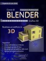 Corso di Blender - Lezione 1 - eBook