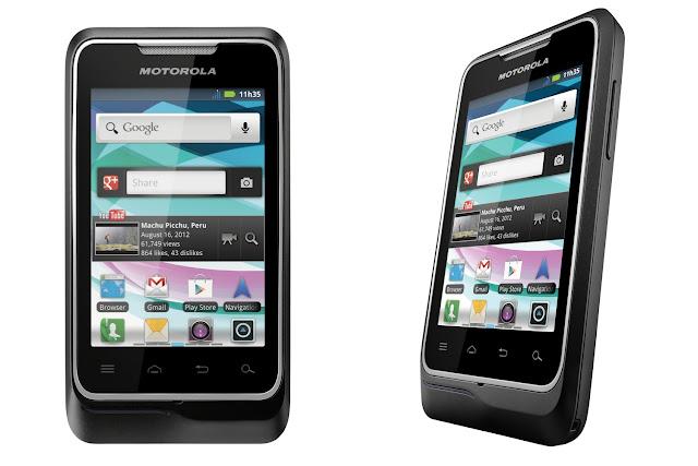 MOTOSMART™ ME de Motorola