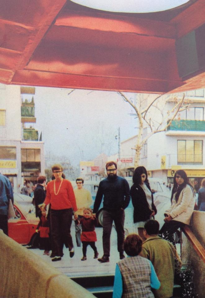 los anos 70 en chile:
