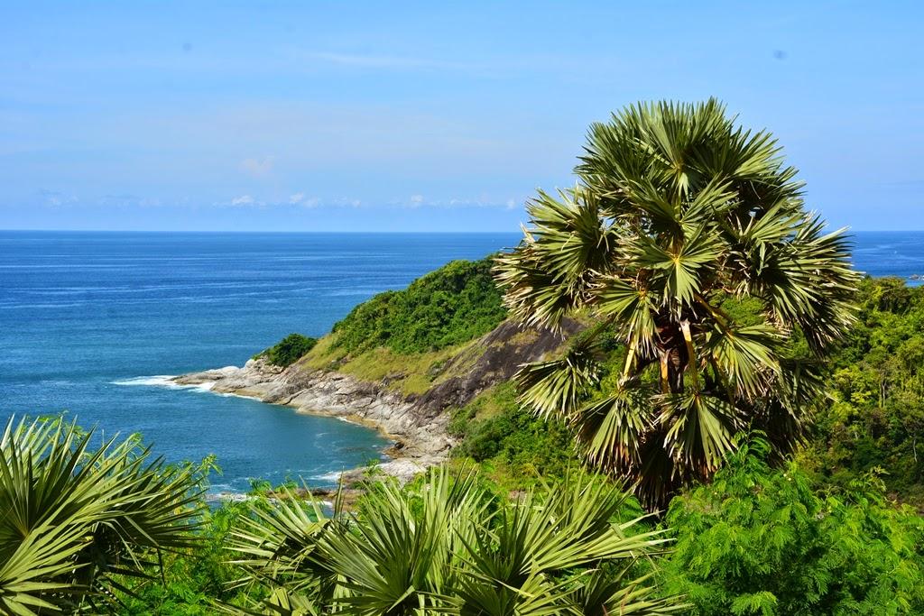 Promthep Cape Phuket green