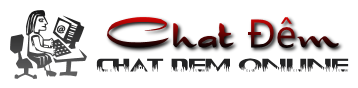 CHAT - Web chat room cho những con cú đêm online