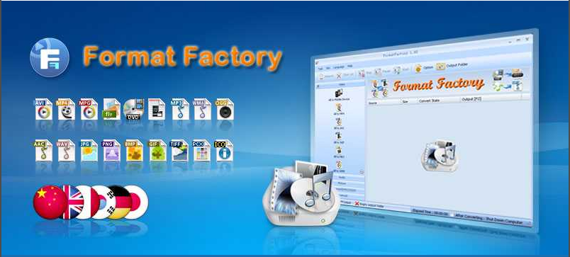 Format Factory 3.6 Full Version | Stockist Information