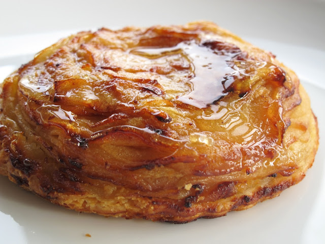 Jacques Génin Pâtisserie - Tarte aux pommes