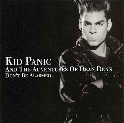 Kid Panic & Adventures Of Dean Dean ‎– Don't Be Alarmed (1991, CD, 192) *Request*