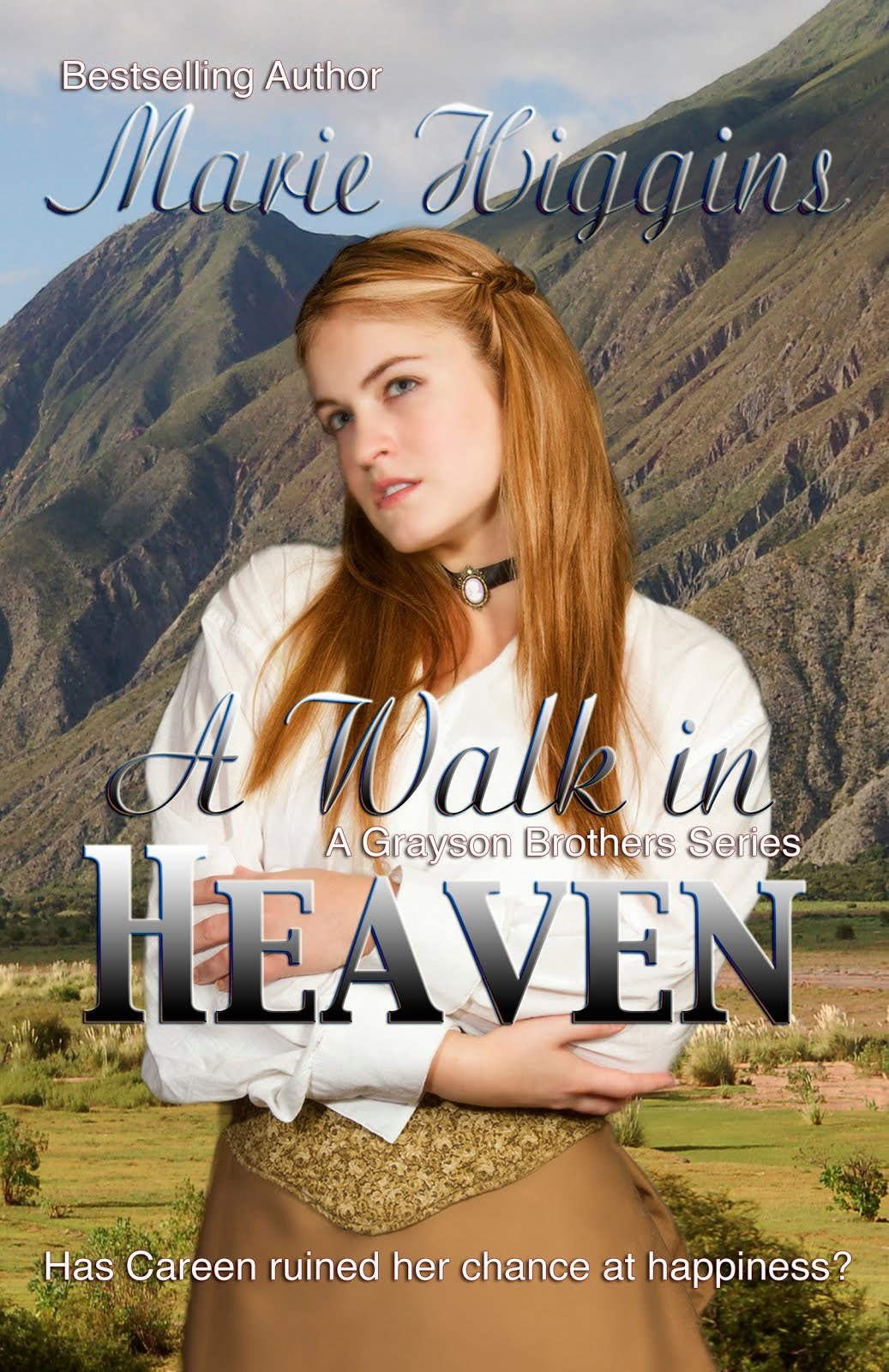 A Walk in Heaven (Bestselling Christian Romance Suspense)
