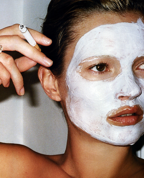 kate moss face mask