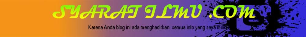 www.syarat ilmu.com