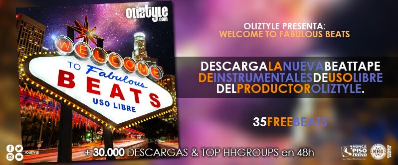"Descarga ""WELCOME TO FABULOUS BEATS"" gratis"