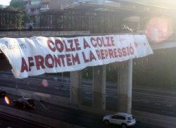 Campanya 'Colze a colze. Afrontem la repressió'