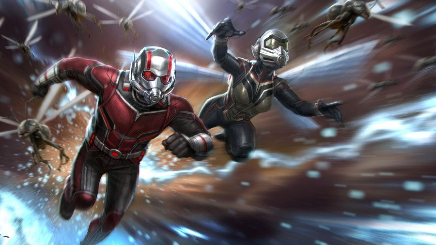 Ant-Man and the Wasp - Legendado Download Imagem