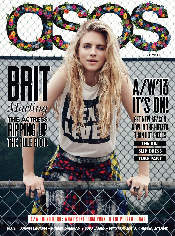 how to get asos magazine