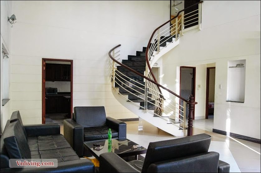 Villa for rent in An Phu Fully furniture - District 2 , HCMC