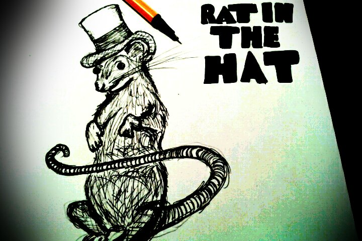 rat in the hat