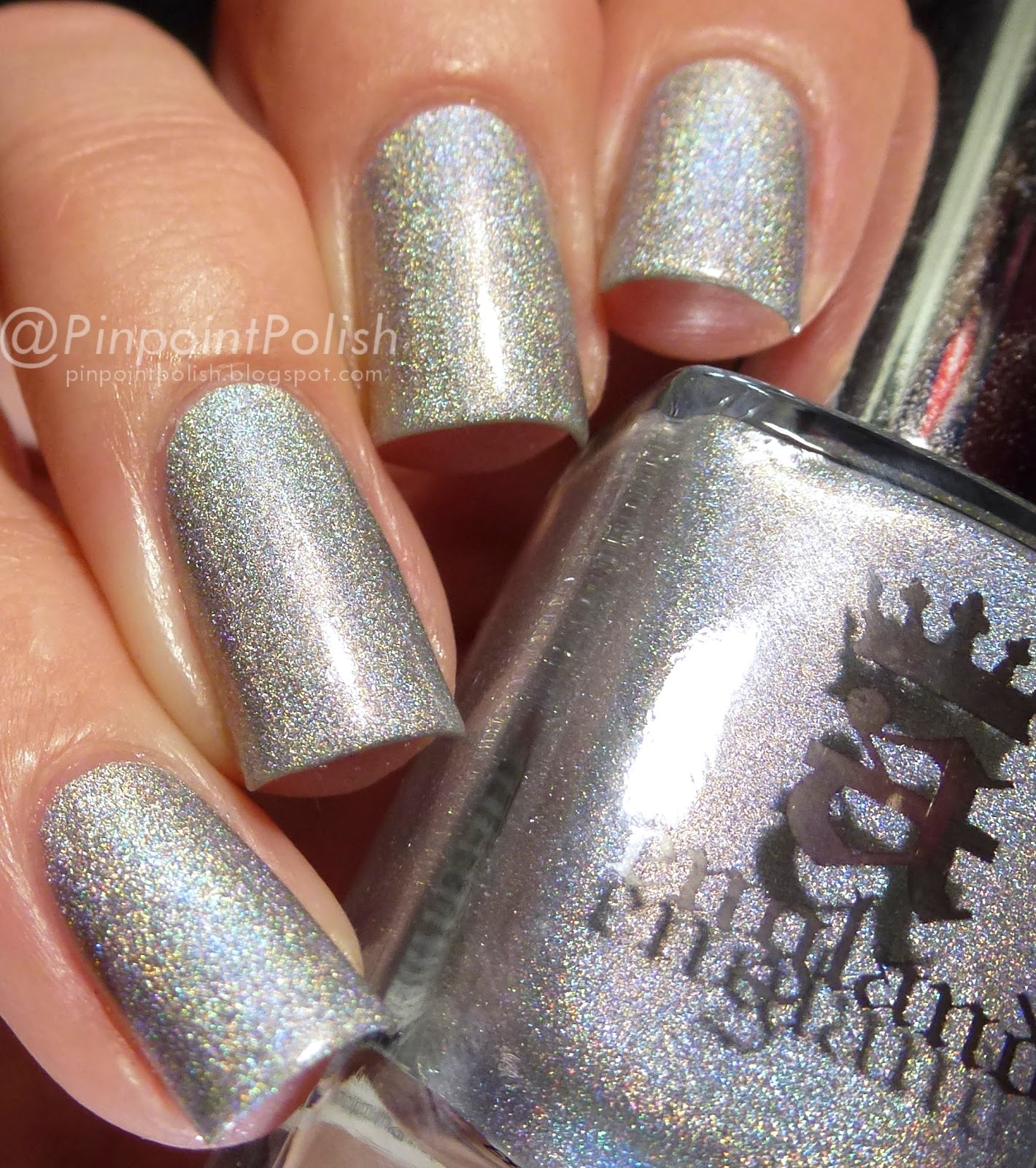 Encore Margot, a-england, Ballerina Collection, swatch