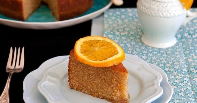 Orange-Scented Olive Oil Cake Recipe — Dishmaps