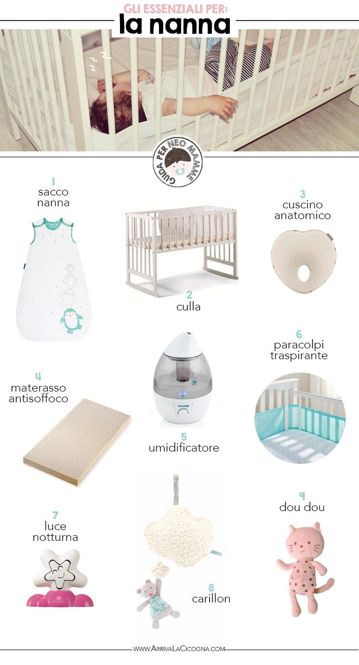 guida nanna per neonati