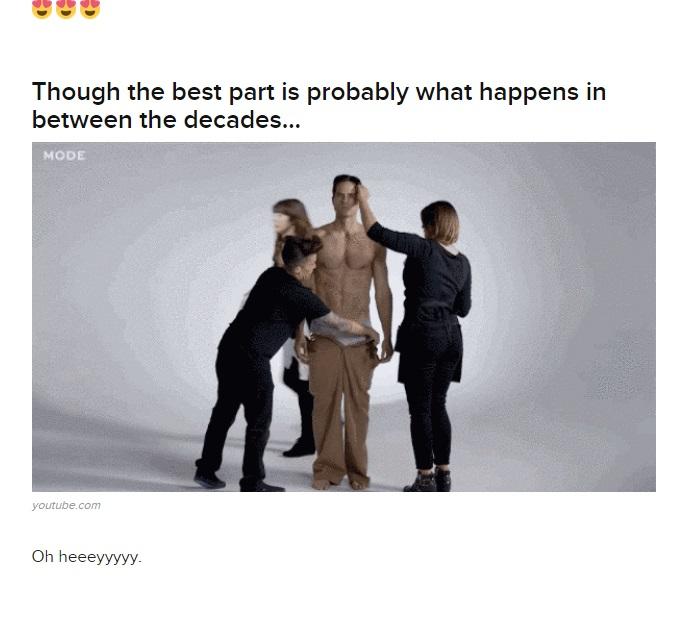 Women portrayed as sex objects