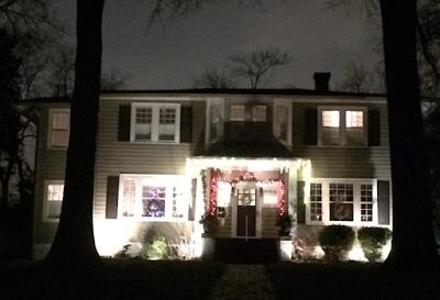 webster groves gordon van tine 535 christmas lights