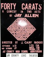 FORTY CARATS