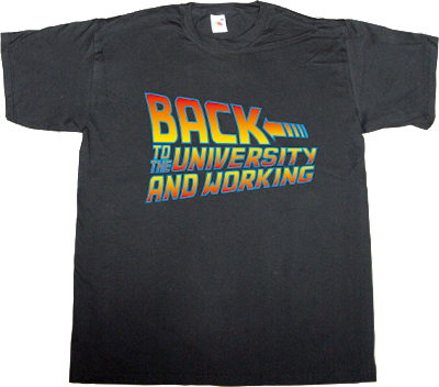 back to the future back to school autobombing rock t-shirt ephemeral-t-shirts