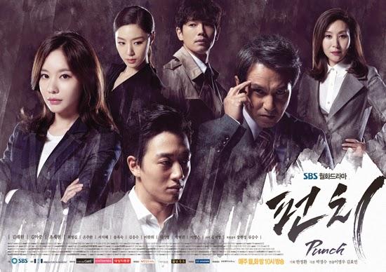 DRAMA KOREA Punch