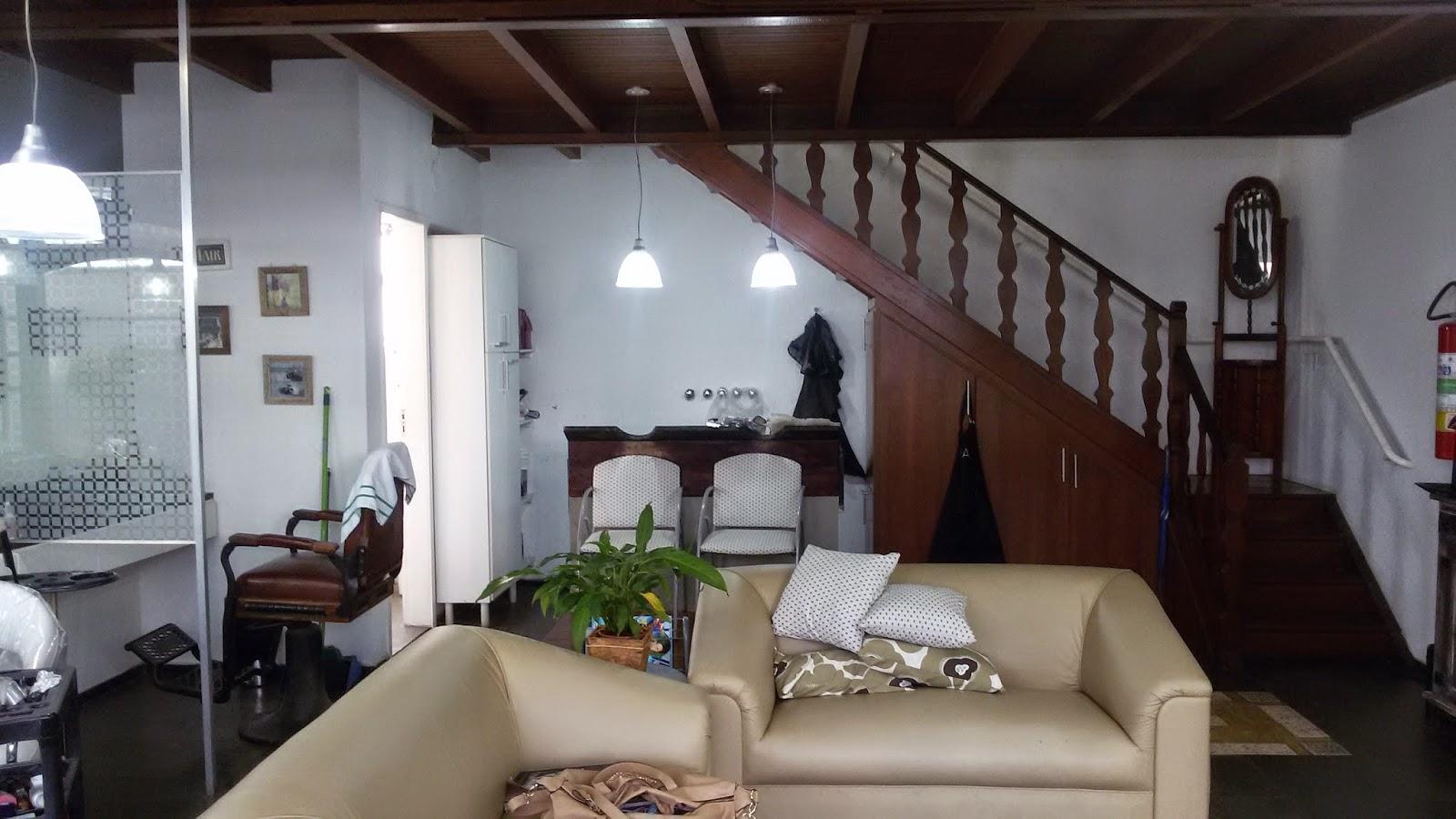 Gabrielle Otto Arquitetura Interiores Iluminação: Salão Mila  #281C19 1600x900