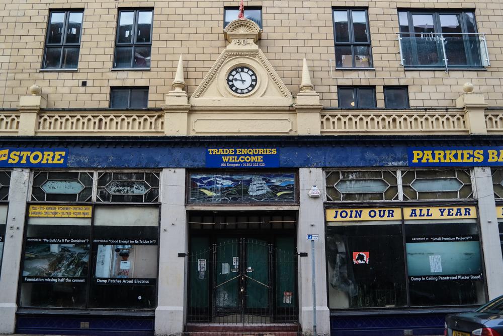 Old shop