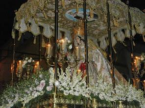 Virgen del Rosario.