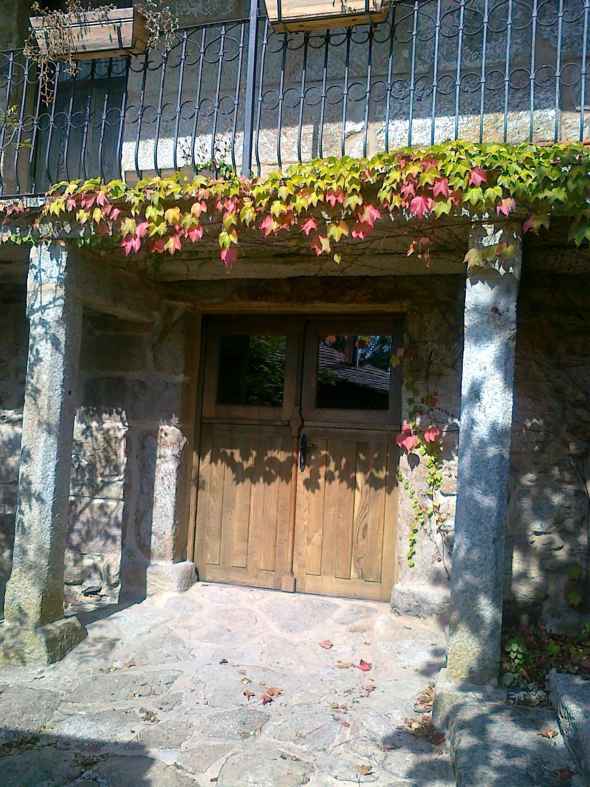 Congostro reserva de la biosfera momento verde momentos de gloria - Casa tipica gallega ...