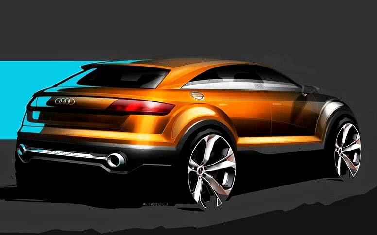New Audi Q4 SUV concept