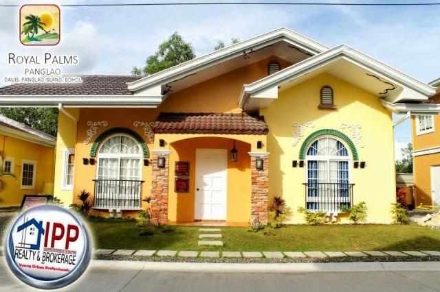 Palms model house