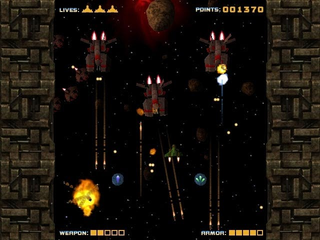 لعبة حرب الطائرات Pulsarius