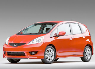 Honda Fit Pictures