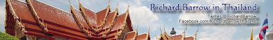 Richard Barrow in Thailand (Travel Information)