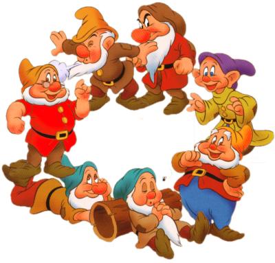 disney 7 dwarfs names