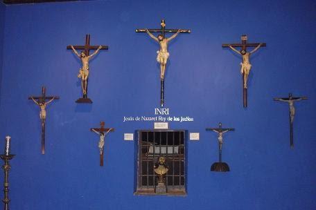 SALA Nª 7 SALA DE LOS CRISTOS