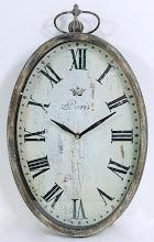 Klockor i lantlig stil
