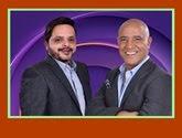 برنامج عيش الليلة الحلقة الأولى مع أشرف عبد الباقى و هنيدى 19-1-2017